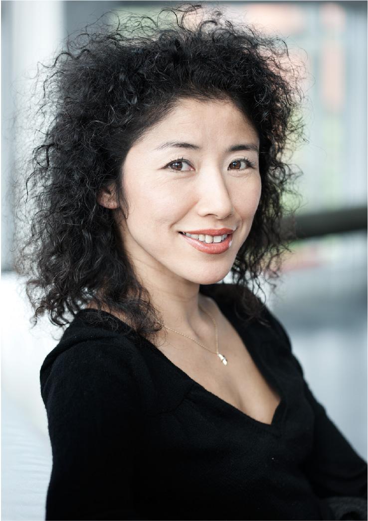 安藤洋子 | Yoko Ando