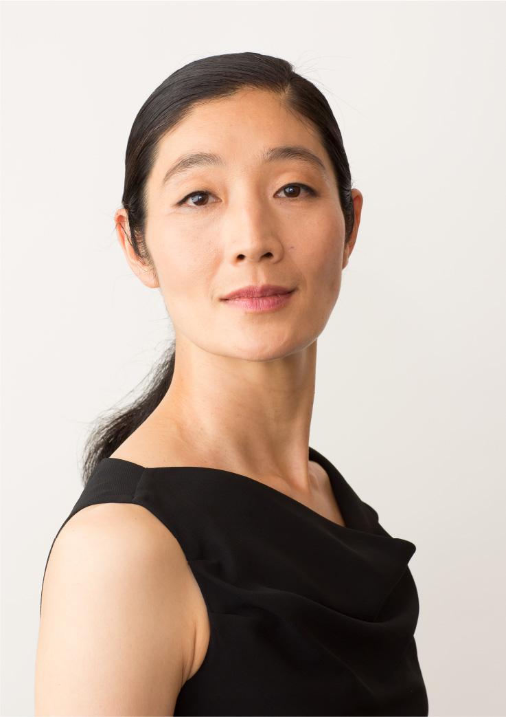 中村恩恵 | Megumi Nakamura