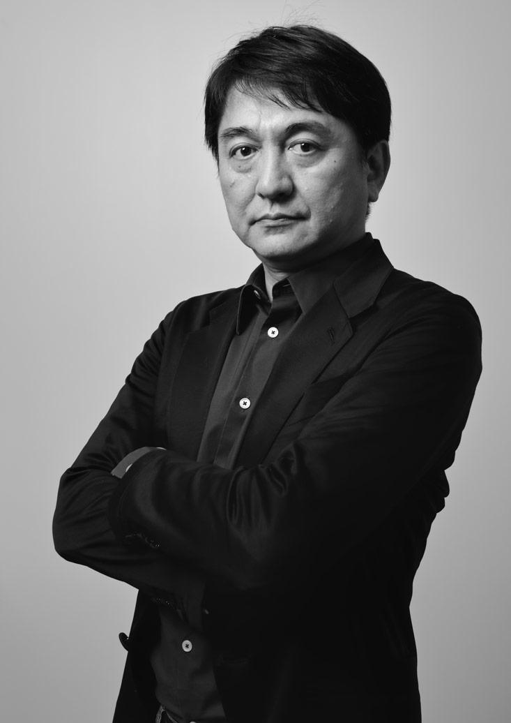 勝見博光   Hiromitsu Katsumi