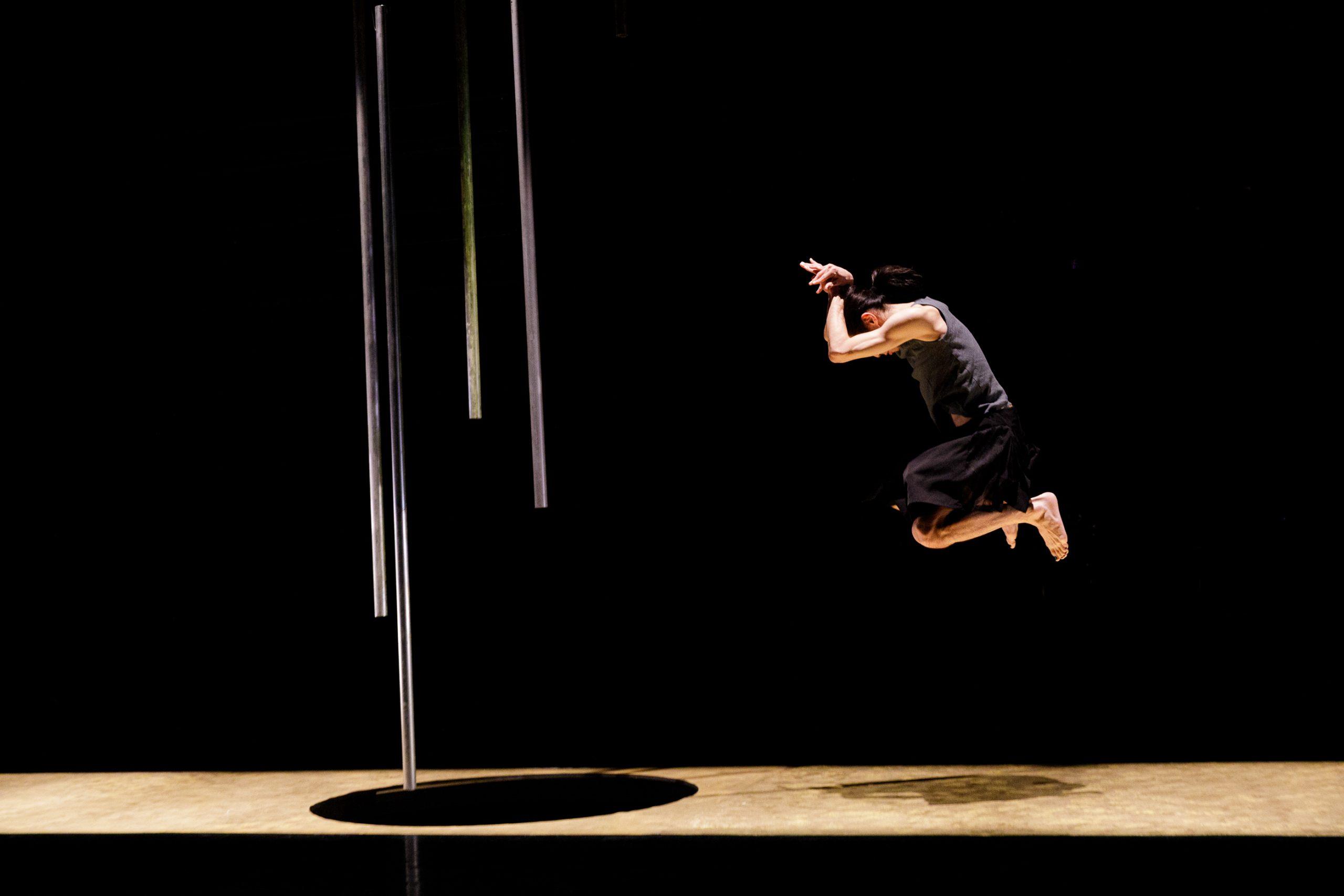 「言葉と身体」探求ラボ~『恍惚身体論 カラダとアタマで考える。身体観から探るダンス。』