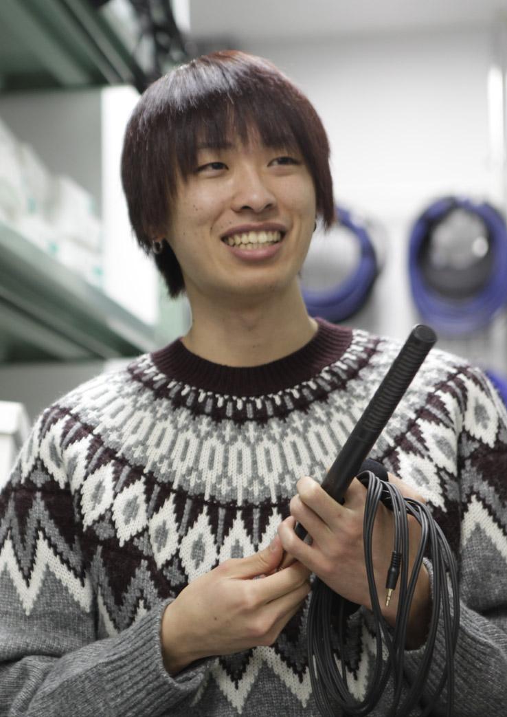 武部瑠人 | Ludo Takebe