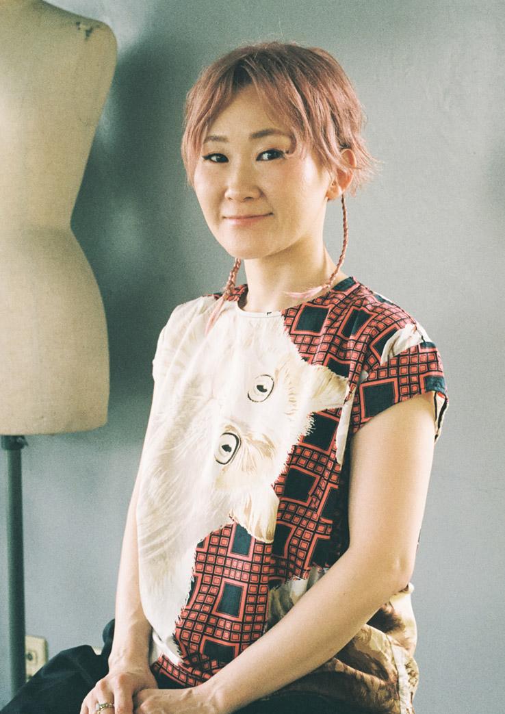 武田久美子 | Kumiko Takeda